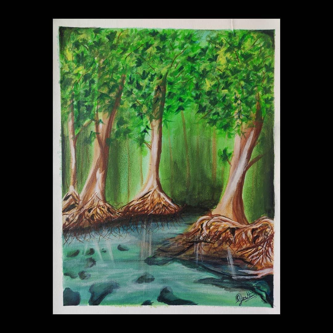 MangroveArtist_Gauravi