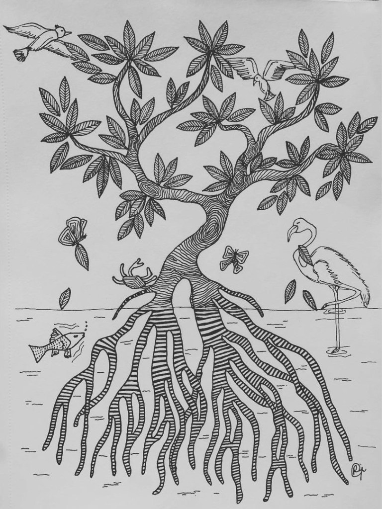 MangroveArtist_RohiniJadhav